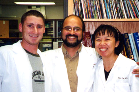 2001 Lab Group