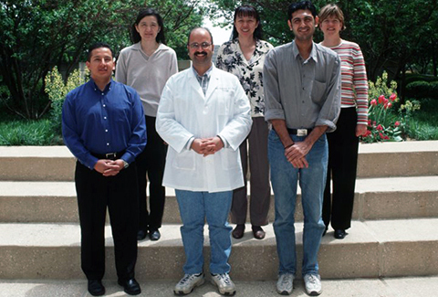 2002 Lab Group