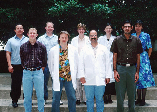 2003 Lab Group