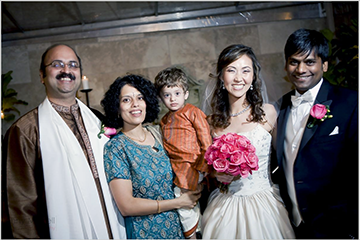 Nitin -Ashwini – Ring-Bearer Ankur, YouRee and Vinodh