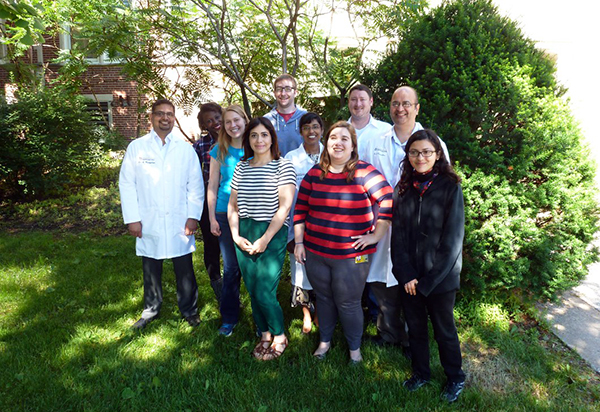 2015 Lab Group
